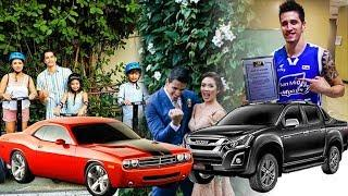 THE SUPER RICH LIFE OF MARC PINGRIS & DANICA SOTTO NET WORTH FAMILY LUXURY CARS HOUSE 10TH WEDDING
