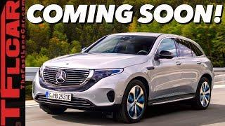 2020 Mercedes-Benz EQC: The Most Important Mercedes Yet?