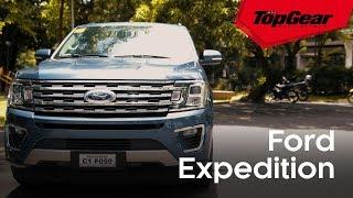 The all-new Ford Expedition is luxury in a big package