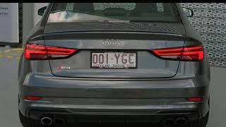2017 Audi S3 8V MY17 S tronic quattro Daytona Grey 7 Speed Sports Automatic Dual Clutch Sedan