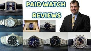 PAID WATCH REVEIWS -Eugene's Luxury Watch Dilemma - X3