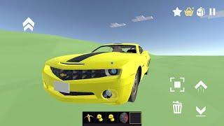 Evertech Sandbox Gameplay #3 (iOS & Android) | Luxury Car