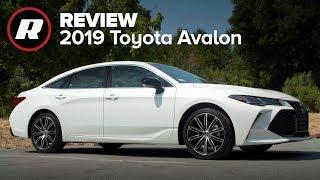 2019 Toyota Avalon Review: Affordable luxury, polarizing looks