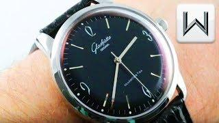 Glashutte Original Vintage Sixties (39-52-04-02-04) Luxury Watch Review