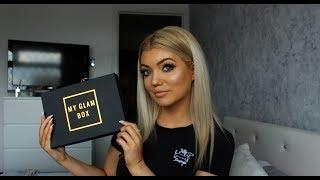 MY GLAM BOX: LUXURY  MAKE UP MONTHLY SUBSCRIPTION BOX, I IT WORTH IT?