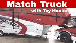 Luxe luxury toy hauler fifth wheel - Customer Review
