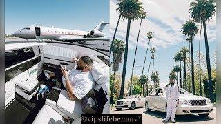 Dj Khaled Shows His Luxury Cars Collection 2018