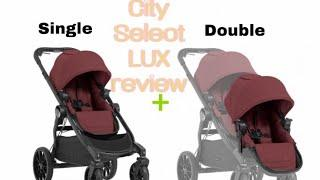 CITY SELECT LUX STROLLER REVIEW