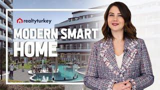 Luxury Real Estate Tour in Istanbul Turkey: Mars 19