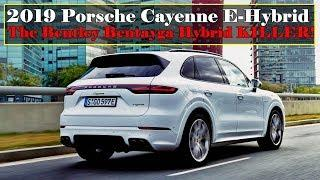 2019 Porsche Cayenne E-Hybrid | The World of Luxury SUVs