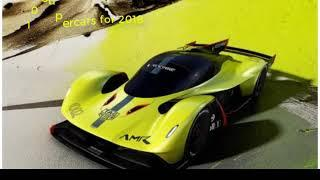 10 Best New Cars Coming in 2019||10 Supercars for 2018||New Car