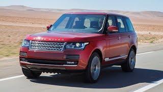 Land Rover Range Rover 2019 Car Review