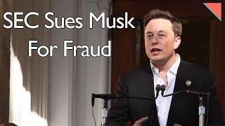 SEC Sues Musk, Cars with F1 Tech - Autoline Daily 2445
