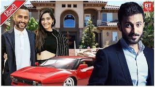 Sonam Kapoor के होने वाले पति Anand Ahuja की Luxurious Lifestyle | गर्लफ्रेंड, कमाई, कार, जूते, उम्र