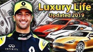 Daniel Ricciardo Luxury Lifestyle | Bio, Family, Net worth, Earning, House, Cars