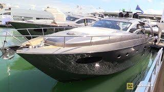 2019 Pershing 70 Luxury Motor Yacht - Walkthrough - 2019 Miami Yacht Show