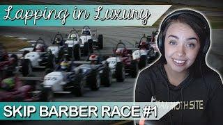 Lapping in Luxury - First official Skip Barber Race!