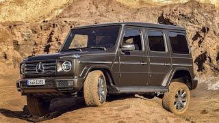 2019 Mercedes Benz G550 - The Best Luxury Off-road SUV !!
