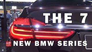 THE NEW 7 Series - 2019 BMW 750Ld Limousine - 2018 Paris Motor Show