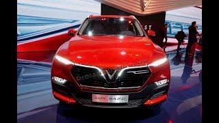 VinFast LUX SA2.0 - 2018 Paris Motor Show 2018 Live