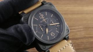 Bell & Ross BR 03-94 Heritage/Ceramic (BR0394-HERI-CE) Luxury Watch Review