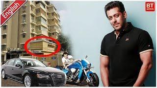 Salman Khan की Luxurious Lifestyle | गर्लफ्रेंड, पत्नी, परिवार, कमाई, कार, जूते, जमीन, हेलीकाप्टर