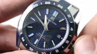 Grand Seiko Hi-Beat GMT Blue Ceramic Limited Edition SBGJ229 Luxury Watch Review