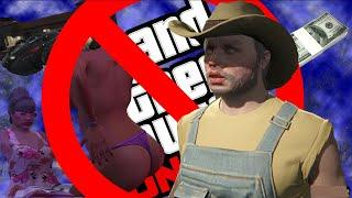 THE LIFE OF A POOR MAN • (Grand Theft Auto V)