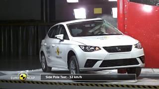 Euro NCAP Crash Test of Seat Arona