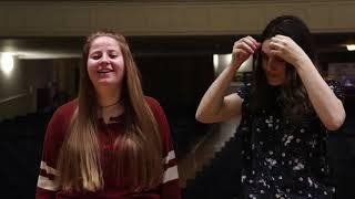 Sweet Life of Abby and Chloe music video