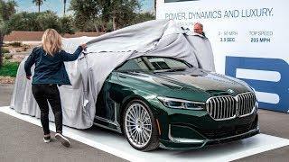 2020 Alpina B7 - Most Luxury BMW Ever?