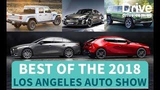 Best Of The Los Angeles Auto Show 2018 | Drive.com.au