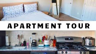OUR HOME TOUR | One Bedroom Luxury Apartment in New Jersey ($1,700/month)
