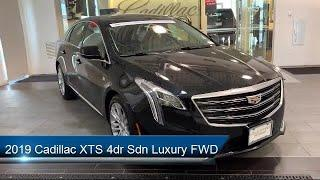 2019 Cadillac XTS 4dr Sdn Luxury FWD Ettleson  Naperville  Orland Park  Chicago  Countryside  Hodgki