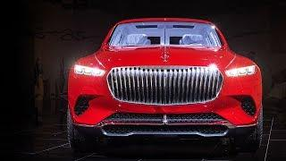 2020 Mercedes Maybach Vision DESIGN - The Ultimate LUXURY SUV You Must SEE !!