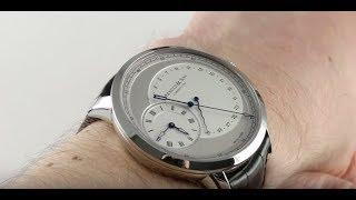 Arnold & Son True Beat Retrograde 1ARAS.S01A.C12 Luxury Watch Review