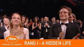A HIDDEN LIFE - Rang I - Cannes 2019 - EV