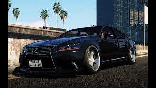 VIP Fvckery | Lexus LS460 | Shoreline Mafia - Nun Major