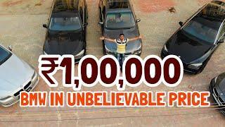 BMW CARS IN 1 LAKH | BMW 740 | BMW 525 | LUXURY CARS IN CHEAP | SPEEDY TOYZ