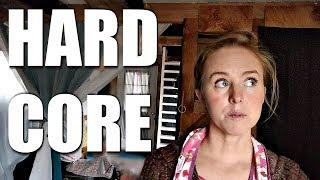 Hard Core Prepper's Take on Off Grid Tiny House Life