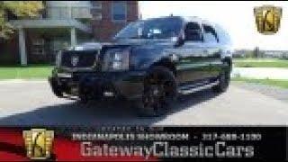 2003 Cadillac Escalade Luxury - Indianapolis Showroom - Stock # 1142