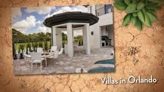 Luxury Orlando Villas