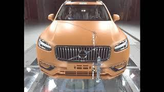 2020 Volvo XC90 Crash Test