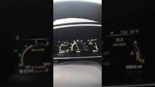 2019 Lincoln Continental 3.7L V6 0-90 MPH (Traction Control Off)