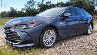 2019 Toyota Avalon Limited (Hybrid) Review || The New King of Understated Luxury!
