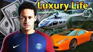 Neymar Luxury Lifestyle | Bio, Family, Net worth, Earning, House, Cars | Updated