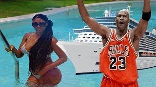 Michael Jordan Girls, Cars and Family ★ NBA LIFESTYLE 2019