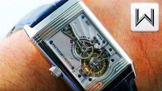 Jaeger LeCoultre Platinum Reverso Tourbillon (Platinum Number 2) Q2176440 Luxury Watch Review