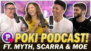 League of Legends vs Fortnite - Ft. Myth, Yassuo, Scarra - Poki Podcast