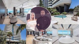 Inside Kim Kardashian's new $14million Miami luxury condo gifted by husband Kanye West for Christmas